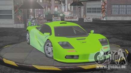 Progen T10 für GTA San Andreas