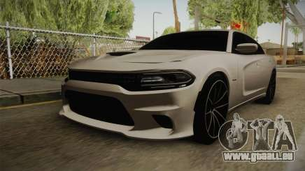 Dodge Charger Hellcat pour GTA San Andreas