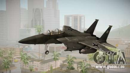 F-15 Eagle Luftwaffe 1945 pour GTA San Andreas
