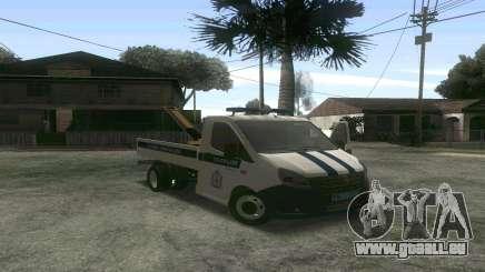 GAZelle trait Suivant DPS pour GTA San Andreas
