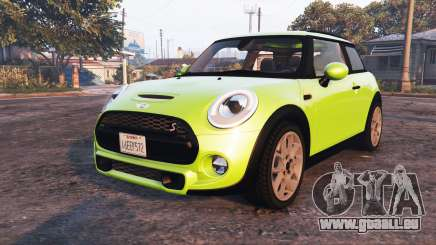 Mini Cooper S (F56) 2015 [replace] für GTA 5