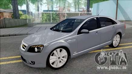 Chevrolet Caprice SS 2015 für GTA San Andreas