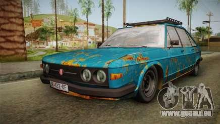 Tatra 613 Rusty pour GTA San Andreas