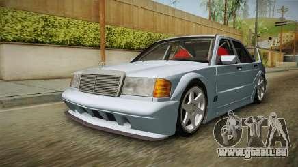 Mercedes-Benz W201 190E pour GTA San Andreas
