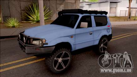 Toyota Meru Off-Road pour GTA San Andreas