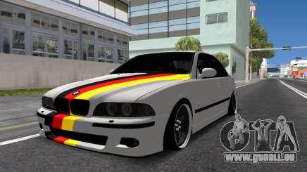 BMW E39 für GTA San Andreas