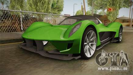 GTA 5 Dewbauchee Vagner IVF pour GTA San Andreas