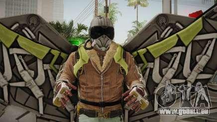 Marvel Heroes Omega- Vulture v3 pour GTA San Andreas