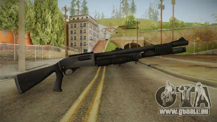 Mirror Edge Remington M870 für GTA San Andreas