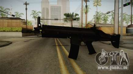 Mirror Edge FN SCAR-L pour GTA San Andreas