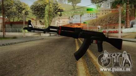 CS: GO AK-47 Redline Skin für GTA San Andreas