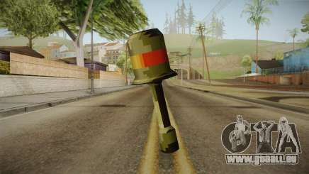 Metal Slug Weapon 14 für GTA San Andreas