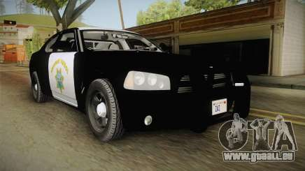 Dodge Charger CHP 2010 für GTA San Andreas