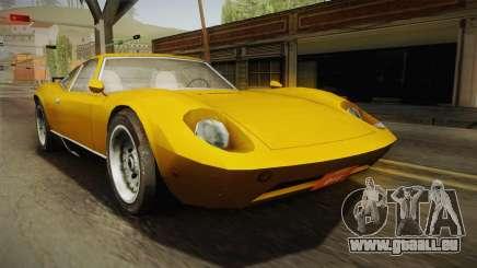Driver PL - Melizzano pour GTA San Andreas