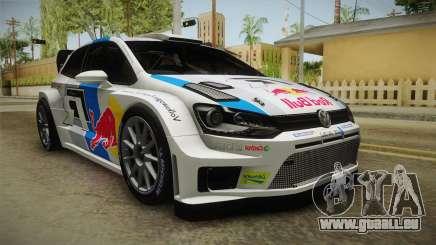 Volkswagen Polo R WRC für GTA San Andreas