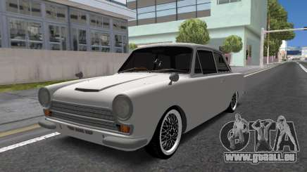 Lotus Cortina pour GTA San Andreas