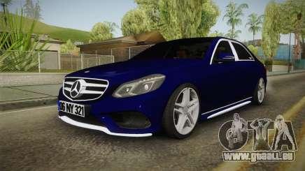 Mercedes-Benz E250 Noyan pour GTA San Andreas