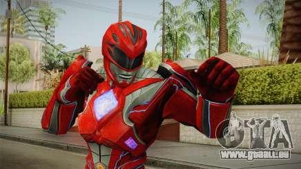 Red Ranger Skin pour GTA San Andreas