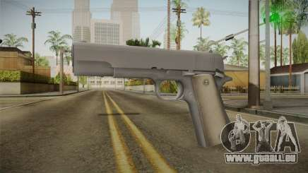 Mirror Edge Colt M1911 v2 pour GTA San Andreas