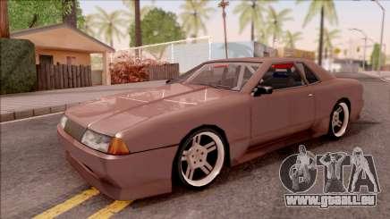 New Elegy v2 für GTA San Andreas