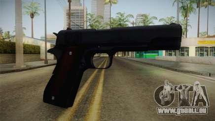 Mirror Edge Colt M1911 v1 pour GTA San Andreas