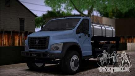 Le GAZon À Côté Du Camion pour GTA San Andreas