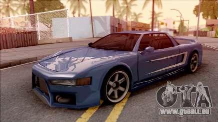 BlueRay Dodge Infernus für GTA San Andreas