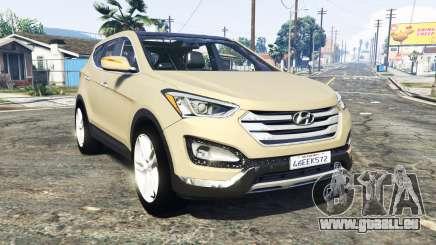 Hyundai Santa Fe (DM) 2013 [add-on] pour GTA 5