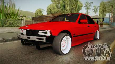 BMW E36 Sedan pour GTA San Andreas