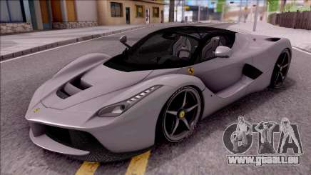 Ferrari LaFerrari v2 für GTA San Andreas