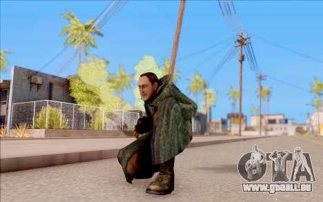 Le mâle de S. T. A. L. K. E. R. pour GTA San Andreas sixième écran