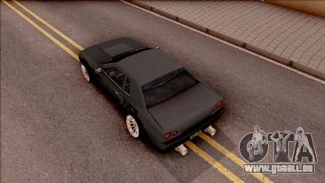 Elegy Tokyo Drift Edition für GTA San Andreas Rückansicht