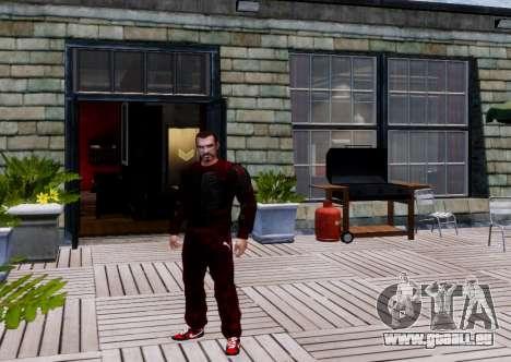 Lot De Vêtements (Exclusif) pour GTA 4 troisième écran