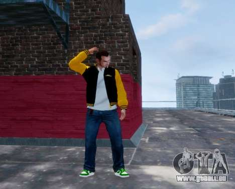 Lot De Vêtements (Exclusif) pour GTA 4 secondes d'écran