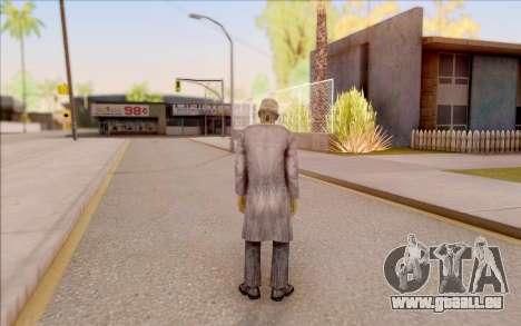 Zombie scientifique de S. T. A. L. K. E. R. pour GTA San Andreas quatrième écran