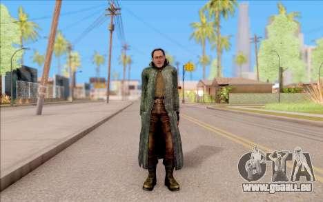 Le mâle de S. T. A. L. K. E. R. pour GTA San Andreas deuxième écran