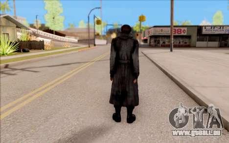 Le capitaine de Sobolev de S. T. A. L. K. E. R. pour GTA San Andreas quatrième écran