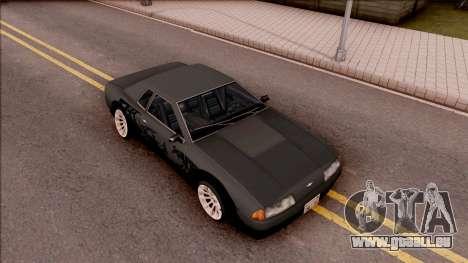 Elegy Tokyo Drift Edition für GTA San Andreas rechten Ansicht