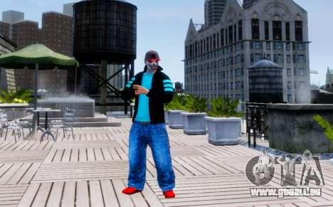 Lot De Vêtements (Exclusif) pour GTA 4 quatrième écran