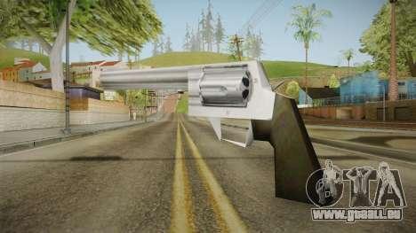 Driver PL - Desert Eagle pour GTA San Andreas deuxième écran