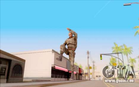 Mole de S. T. A. L. K. E. R. pour GTA San Andreas sixième écran