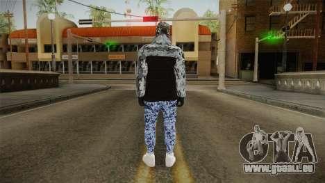 Skin Random 3 (Outfit Import Export) für GTA San Andreas dritten Screenshot