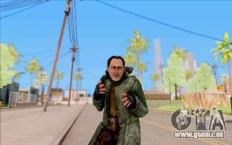 Le mâle de S. T. A. L. K. E. R. pour GTA San Andreas