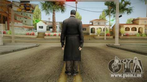 Marvel Heroes - Punisher Overcoat für GTA San Andreas dritten Screenshot