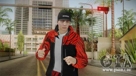 Skin Random v2 (Outfit Import Export) pour GTA San Andreas