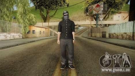 GTA 5 Online Smuggler DLC Skin 1 pour GTA San Andreas deuxième écran