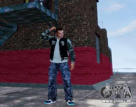 Lot De Vêtements (Exclusif) pour GTA 4