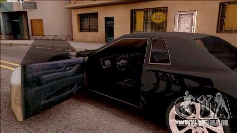 Elegy Tokyo Drift Edition für GTA San Andreas Innenansicht