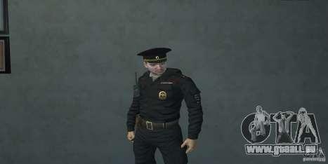 Pak Offiziere der Russischen Föderation für GTA San Andreas her Screenshot