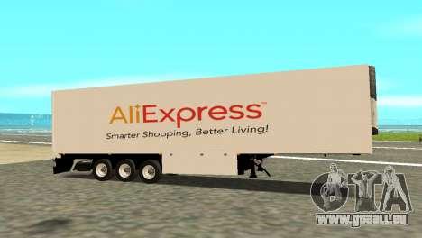 Trailer Aliexpress für GTA San Andreas